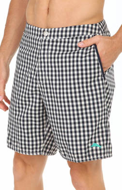 Tommy Bahama The Saint Tropez Gingham Style Boardshort