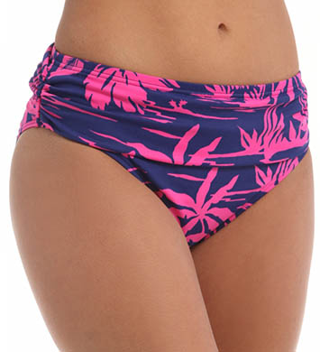 Tommy Bahama Sugar Shack High Waist Sash Swim Bottom