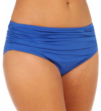 Tommy Bahama Pearl Solids High Waist Sash Swim Bottom