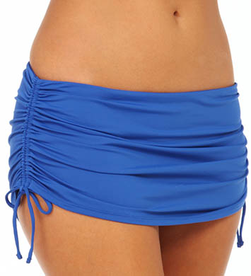 Tommy Bahama Pearl Solids Skirted Hipster Swim Bottom