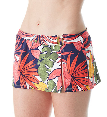 Tommy Bahama Remy Skirted Hipster U-Ring Swim Bottom