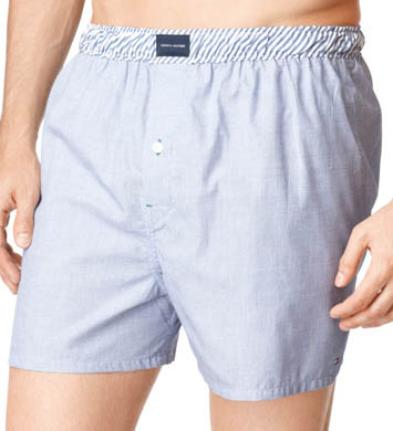 Tommy Hilfiger Solid Vineyard Boxer