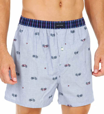 Tommy Hilfiger End-On-End Bicycle Boxer