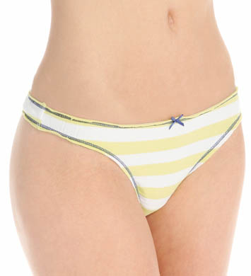 Tommy Hilfiger Ruched Thong