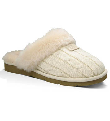 UGG Australia Cozy Knit Slippers