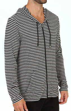 UGG Australia Assad Striped Zip Jacket