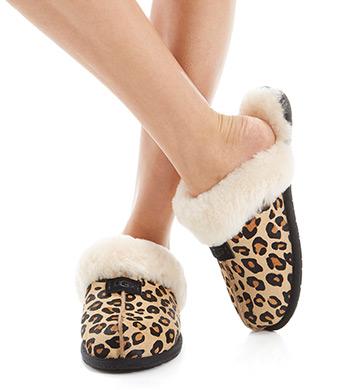 167859849e42 ugg scuffette ii slippers leopard .
