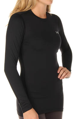 Under Armour The Coldgear Fitted Long Sleeve Crew
