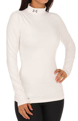 Under Armour The Coldgear Fitted Mock Turtleneck