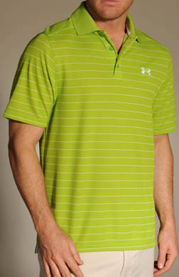 Under Armour UA Draw Striped Polo