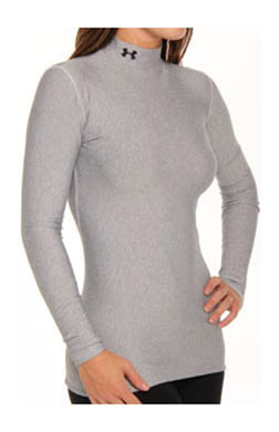 Under Armour ColdGear Compression Long Sleeve Mock Top