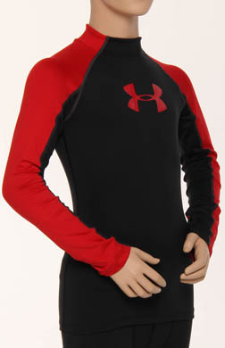 Under Armour Boys UA Competition Mock