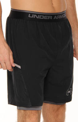 Under Armour Seventh Man 2 in 1 Short