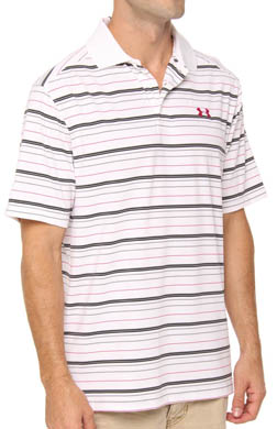 Under Armour UA PIP Performance Stripe Polo
