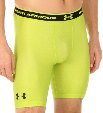 Under Armour UA Heatgear Printed Compression Short
