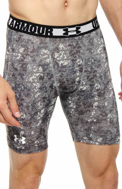 Under Armour Heatgear Sonic Printed Compression Short