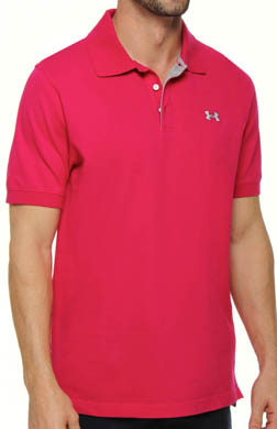 Under Armour UA Charged Cotton Pique Polo