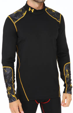 Under Armour Coldgear Infrared Evo Mock Neck Shirt