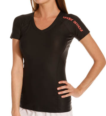 Under Armour UA Swim Lianne Short Sleeve Rash Guard