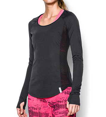 Under Armour UA Fly-By Longsleeve Tee