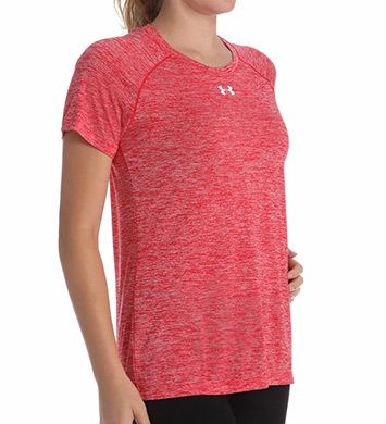 Under Armour HeatGear Twisted Tech Locker T Shortsleeve