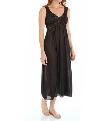 Unmentionables Long Lace Trim Gown