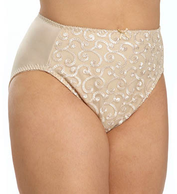 Valmont Embroidered Brief Panty