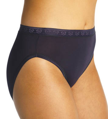 Vanity Fair Perfectly Smooth Moves No Ride Hi-Cut Panty