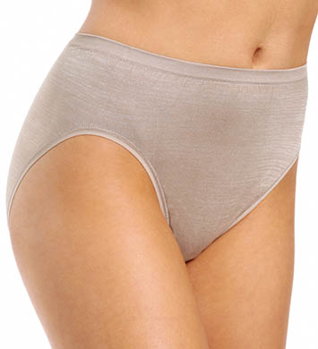 Vanity Fair Seamless Hi-Cut Panty