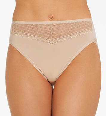 Vanity Fair My Favorite Panty With Lace- Hi Cut Brief Panty