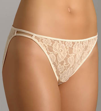 Vanity Fair Illumination Helenca Lace Bikini Panty