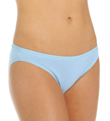 Vanity Fair True Comfort Cotton Stretch Bikini Panty - 5 Pack