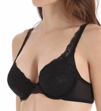 Vassarette Lace Push Up Bra