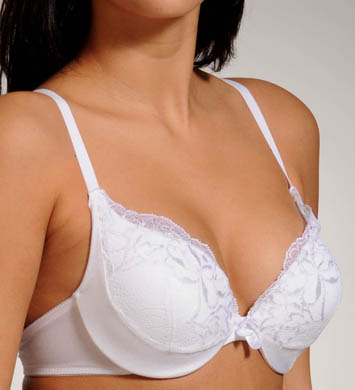 Vassarette Add-A-Size Push Up Bra