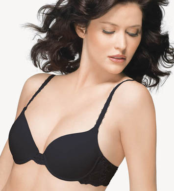Wacoal French Garden Average Figure Contour Bra
