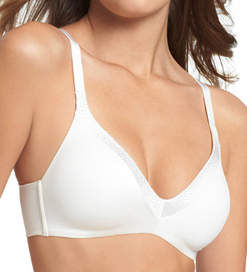 Warner's Back to Smooth Wire Free Contour Bra