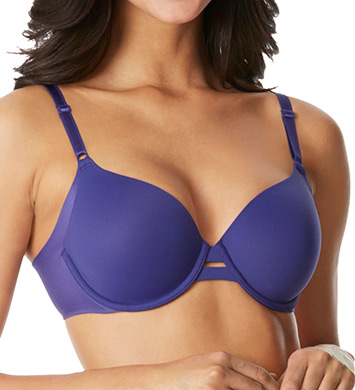 Warner's No Side Effects Underwire Contour Bra