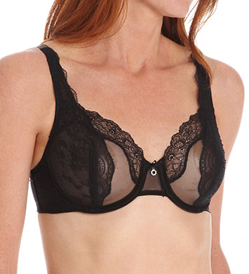 Whimsy by Lunaire Ashley Semi Demi Bra