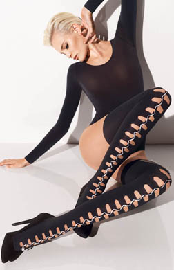 Wolford Anne Tights