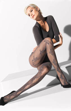 Wolford Valencienne Tights