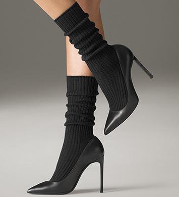 Wolford Alegra Socks