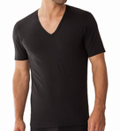 Pure Comfort Deep V-Neck T-Shirt