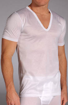 Royal Classic Deep V-Neck T-Shirt