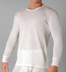 Zimmerli Wool & Silk Shirt LS