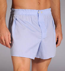 Zimmerli Pinpoint Broadcloth Boxer Shorts