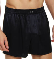 Solid Silk Boxer