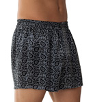 Zimmerli Pattern Silk Boxer ZN11A