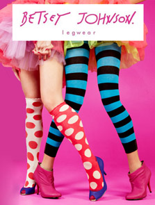 Betsey Johnson Hosiery