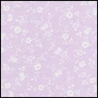 Lavender Mono Floral