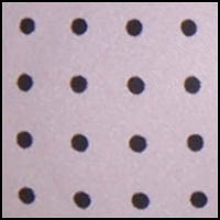 Steel Dots Print